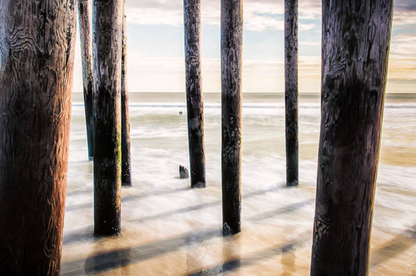 Photograph - Beach Totems by Steve Stanger