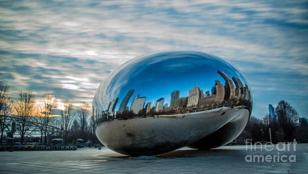 Lee Filters Wall Art - Photograph - Bean Sunrise by Andrew Slater