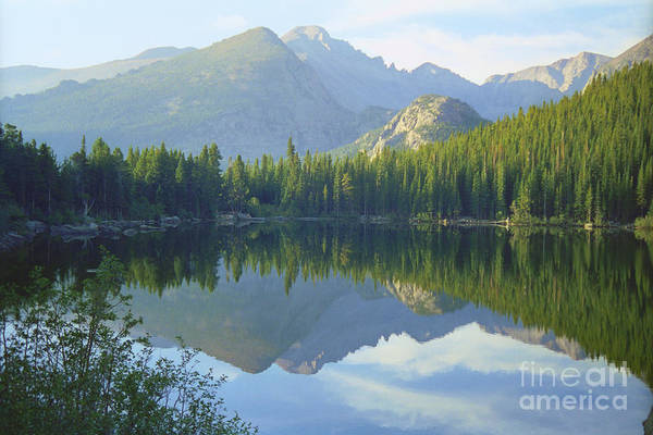 Photograph - Bear Lake Colorado by Teri Brown