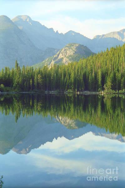 Photograph - Bear Lake Estes Park by Teri Brown