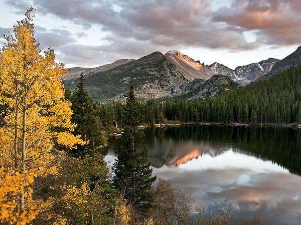 Photograph - Bear Lake Sunset by Robert Yone
