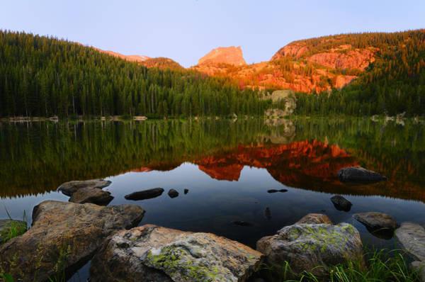 Photograph - Bear Lake by Walt Sterneman