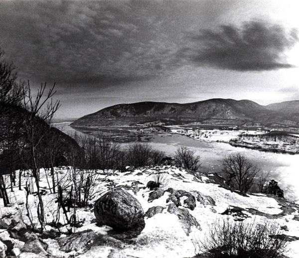 Photograph - Bear Mountain  New York by Steven Huszar
