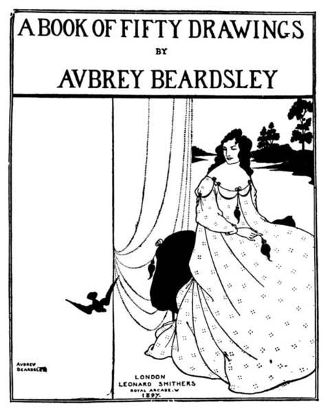 Aubrey Drawing - Beardsley Fifty Drawings by Granger