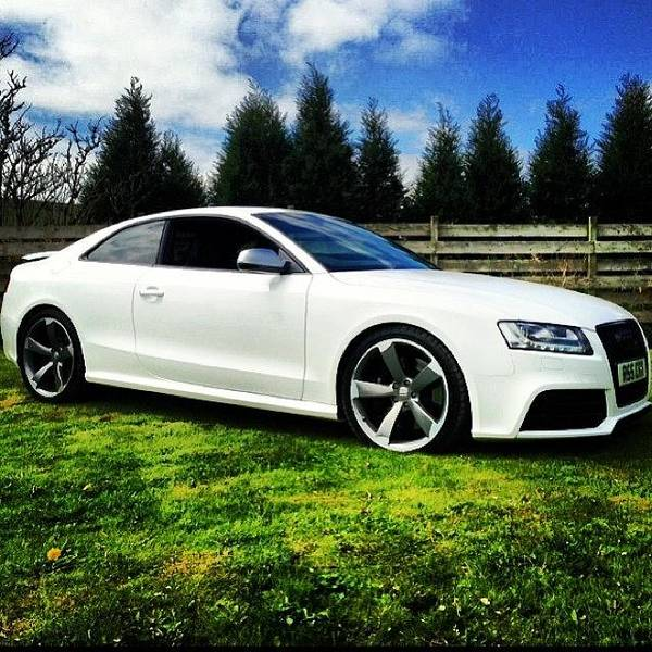 Audi Photograph - #beast #amazing #favourite #car #audi by Nathan Snowden
