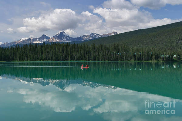 Photograph - Beatuiful Morning For A Paddle by Charles Kozierok