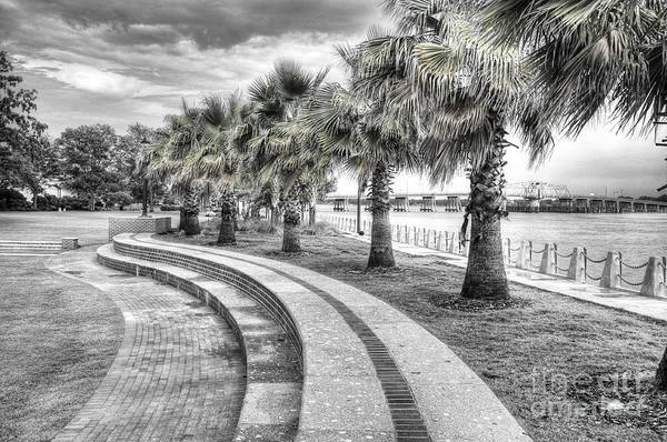 Beaufort Sc Water Front Park Art Print