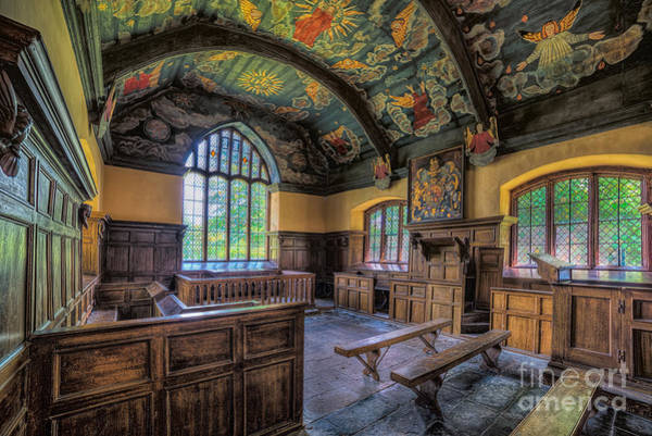 Photograph - Beautiful 17th Century Chapel by Adrian Evans