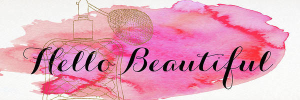 Wall Art - Digital Art - Beautiful And Gorgeous I by Sd Graphics Studio