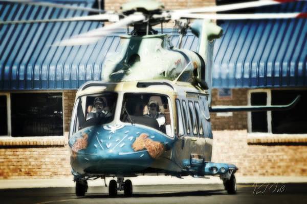 Kimberley Airport Photograph - Beautiful Beast by Paul Job