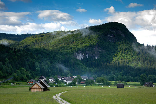 Wall Art - Photograph - Beautiful Bohinj Valley by Ian Middleton