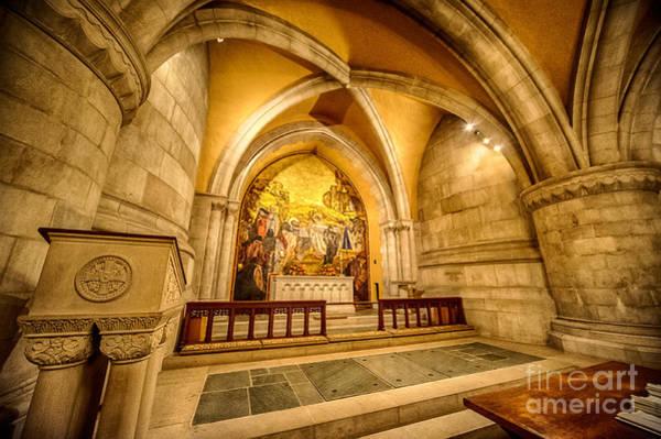 Photograph - Beautiful Chapel by Ray Warren