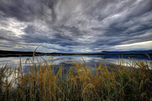 Photograph - Beautiful Evening At The Lake by Ivan Slosar