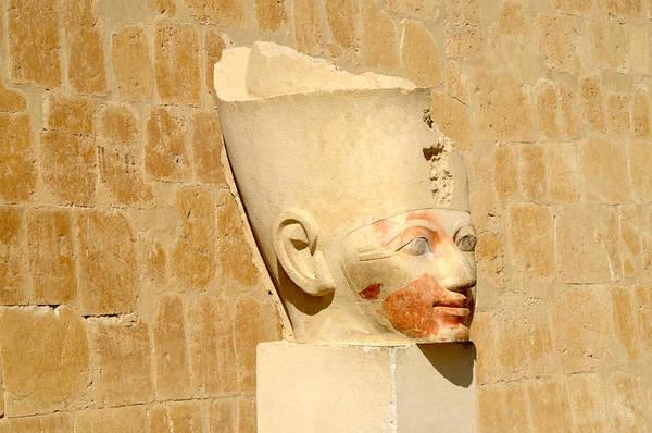 Photograph - Beautiful Hatshepsut  by Brenda Kean