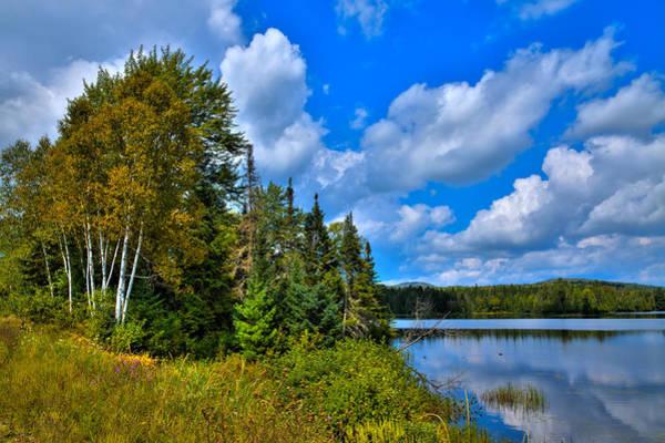 Photograph - Beautiful Lake Abanakee - Indian Lake New York by David Patterson