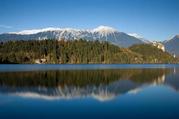 Wall Art - Photograph - Beautiful Lake Bled by Ian Middleton