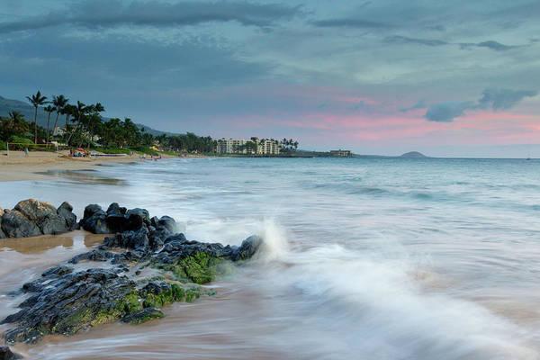 Maui Photograph - Beautiful Maui Waves by Ian Hennes