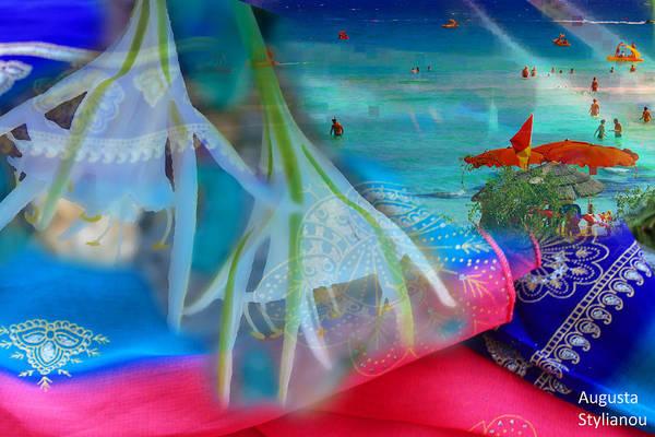 Digital Art - Beautiful Moments by Augusta Stylianou