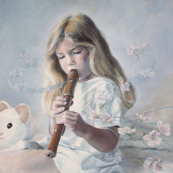 Painting - Beautiful Music by Lucie Bilodeau