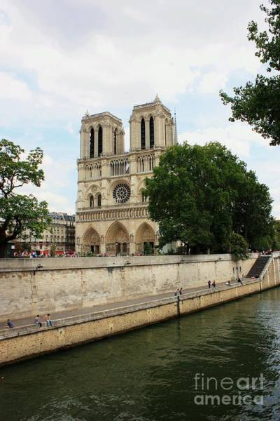 Photograph - Beautiful Notre Dame by Carol Groenen