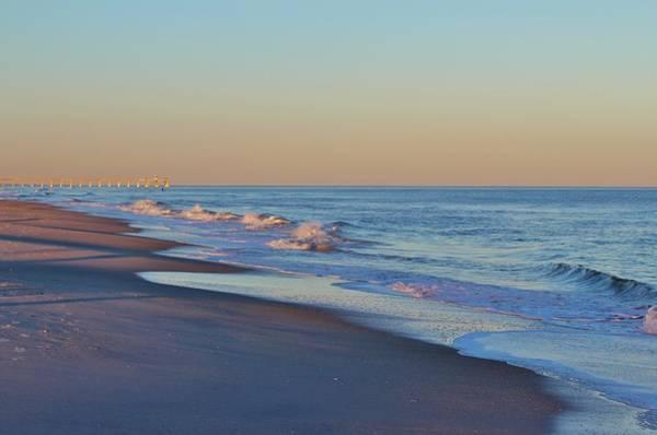 Photograph - Beautiful Ocean In Nc by Cynthia Guinn