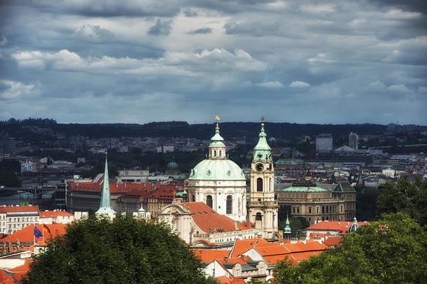 Photograph - Beautiful Old Prague Czech Republic Europe by Matthias Hauser