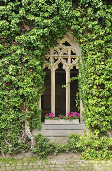 Photograph - Beautiful Old Window by Matthias Hauser