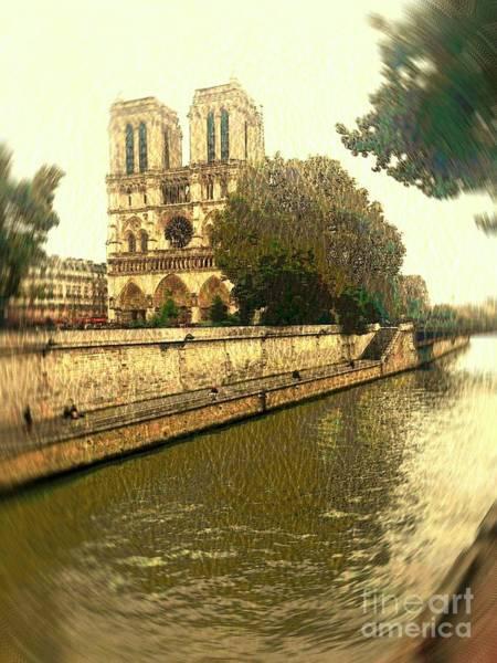 Wall Art - Photograph - Beautiful Paris by Dennis Curry