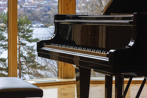Photograph - Beautiful Piano by Susan Leonard