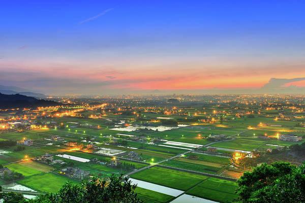 Taiwan Photograph - Beautiful Plain by Taiwan Nans0410