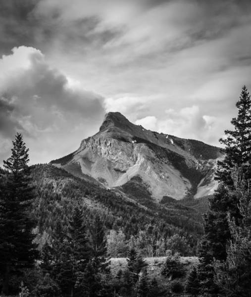 Photograph - Beautiful Rocky Mountains by Thomas Young