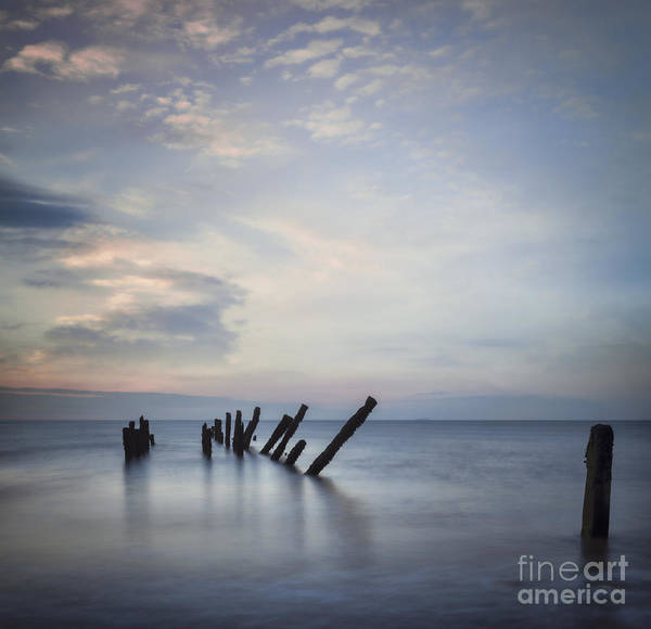 Wall Art - Photograph - Beautiful Seascape Yorkshire by Colin and Linda McKie