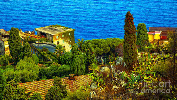 Houses Wall Art - Photograph - Beautiful Sicily by Madeline Ellis