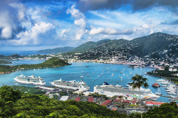 Wall Art - Photograph - Beautiful St. Thomas by Kathy Jennings