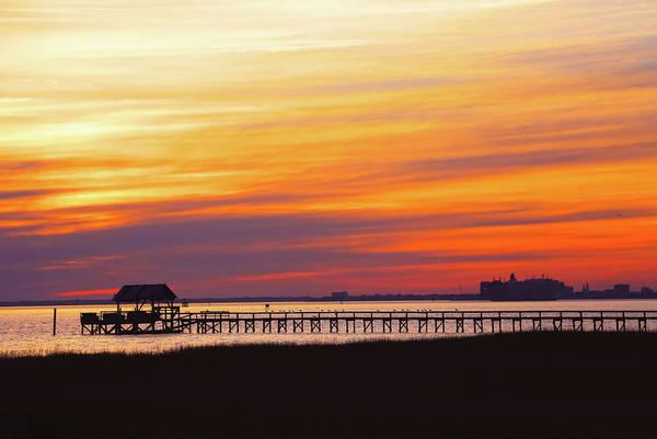 South Carolina Photograph - Beautiful Sunset by Daniela Duncan