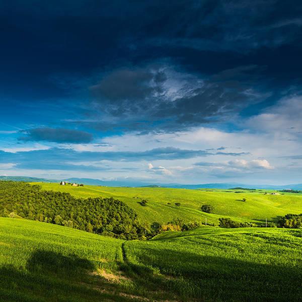 Tuscany Photograph - Beautiful Tuscany by Gehringj