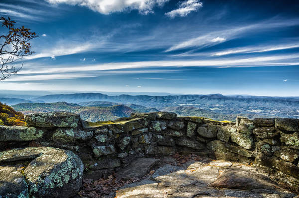 Wall Art - Photograph - Beautiful View Of Mountains And Sky by Lori Coleman