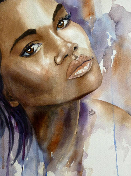 Painting - Beautifully You-nique by Michal Madison