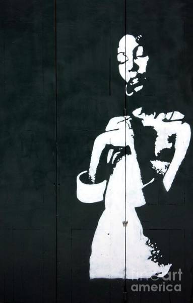 Wall Art - Photograph - Beauty In A Graffiti by Sophie Vigneault