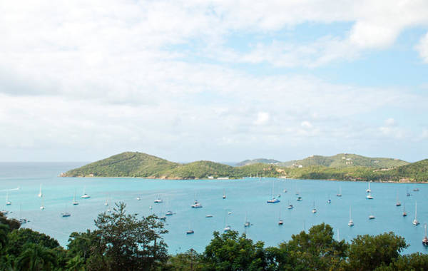Turqoise Photograph - Beauty Of St Thomas by Aimee L Maher ALM GALLERY