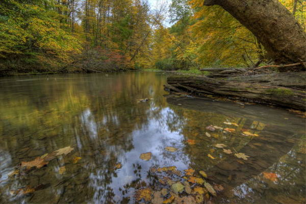 Photograph - Beauty Scene In Eastern Ohio by David Dufresne