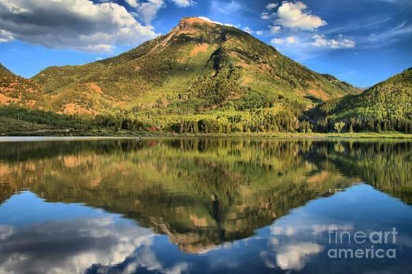 Photograph - Beaver Lake Reflections by Adam Jewell