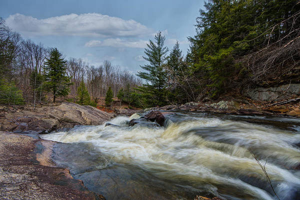 Upstate Ny Photograph - Beaver River by Everet Regal