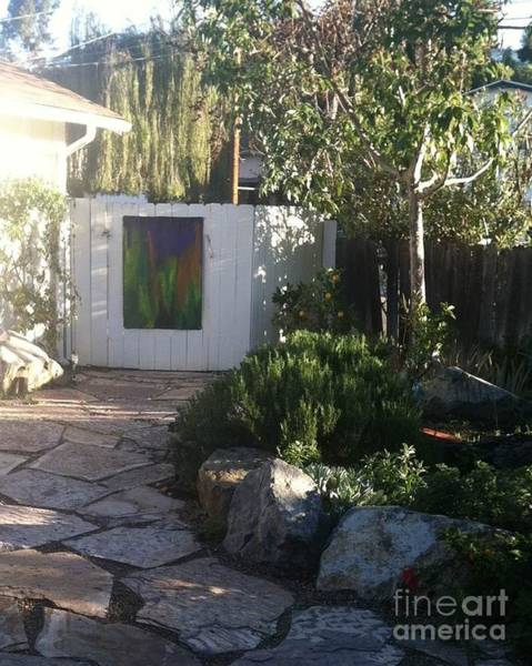 Painting - Bebe's Garden by Bebe Brookman