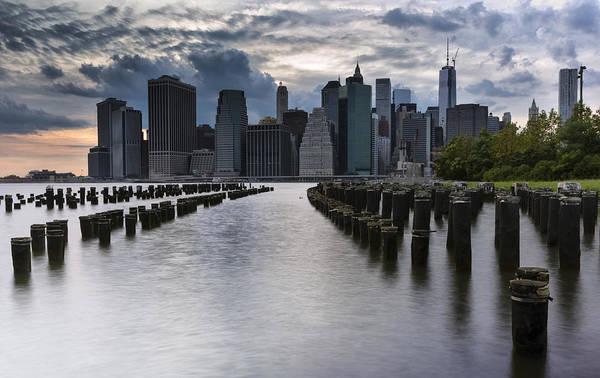 Long Island City Photograph - Beckoning by Mike Lang