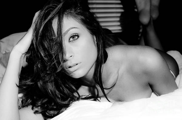 Passionate Photograph - Bedroom Eyes by Jt PhotoDesign