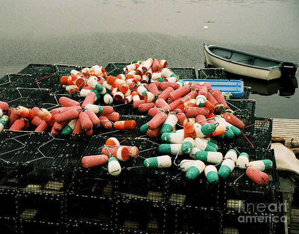 Photograph - Beenie-bobs And Boat by Michael Helfen