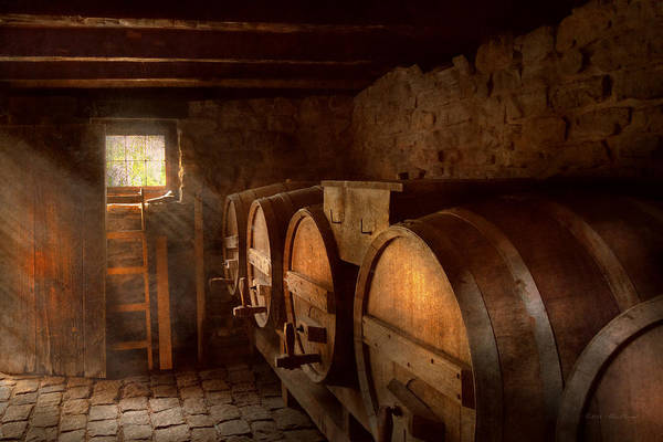 Photograph - Beer Maker - The Brewmasters Basement by Mike Savad