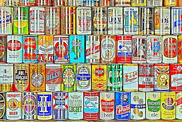 Wall Art - Photograph - Beer Me by Benjamin Yeager