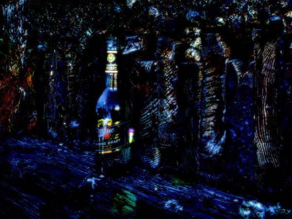 Barley Painting - Beer by Valdecy RL